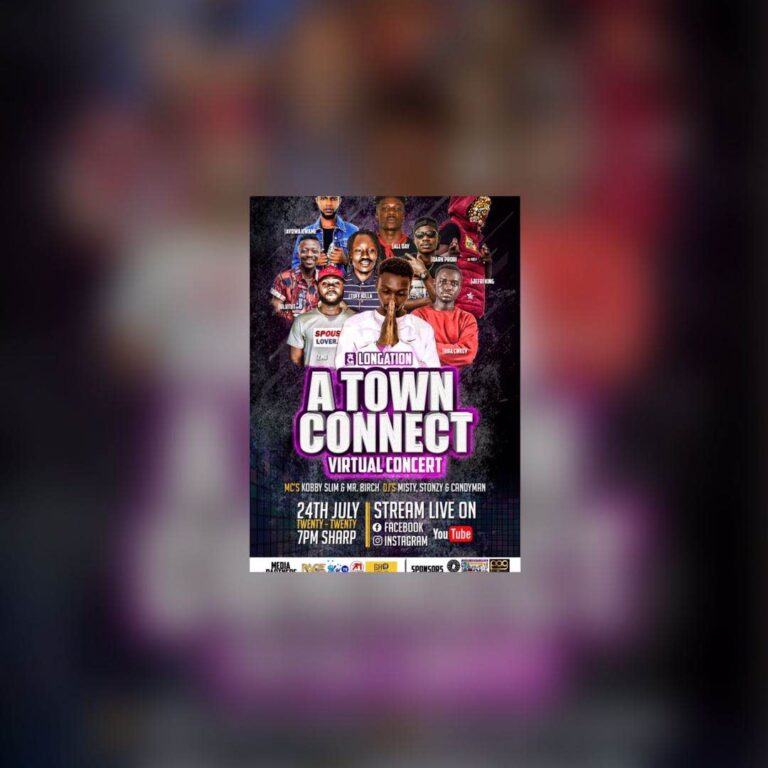 A Town Connect Concert (Up Coming Event)