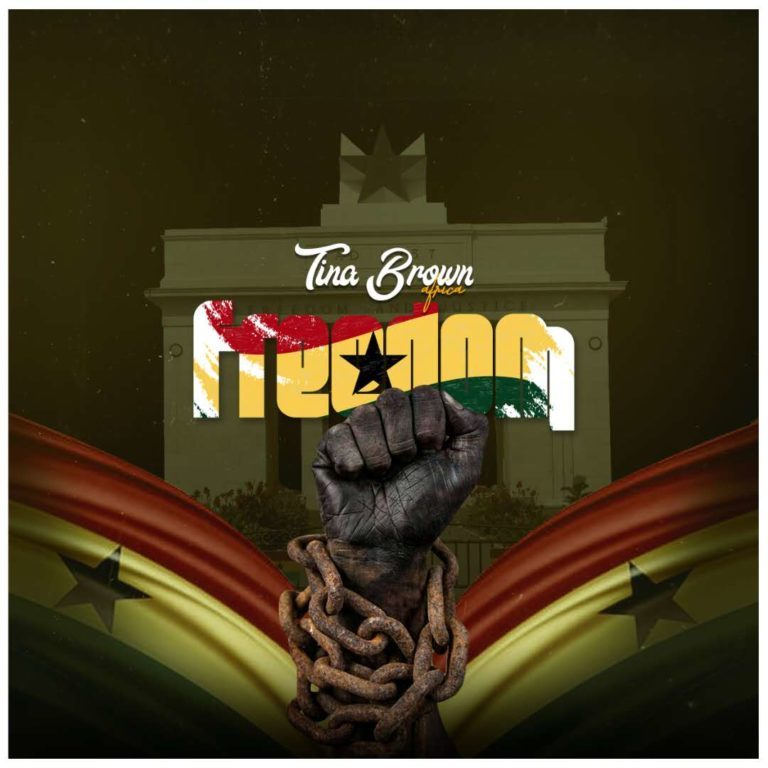 Tina Brown – Freedom [Mixed by Survivor be]