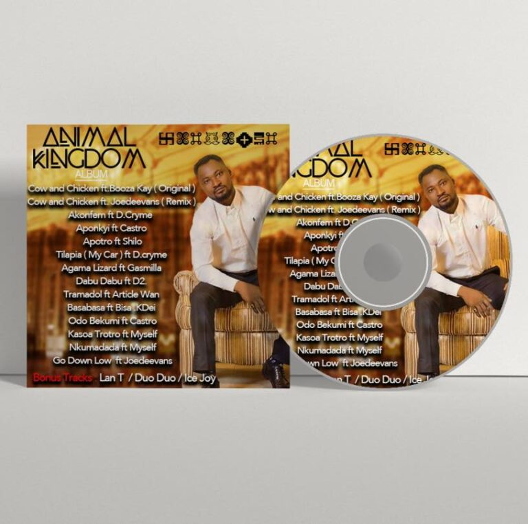Funny Face is set to drop his first Album, Animal Kingdom