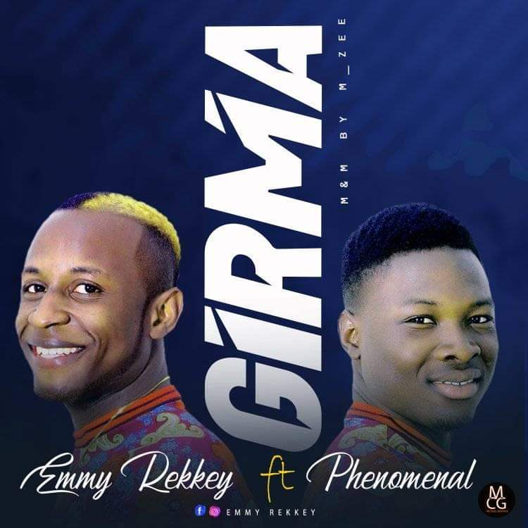 Emmy Rekkey – Girma Ft. Phenemenal