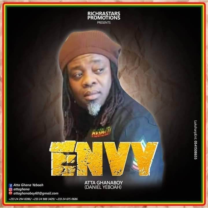 Atta Ghana Boy – Envy (official Music Video)