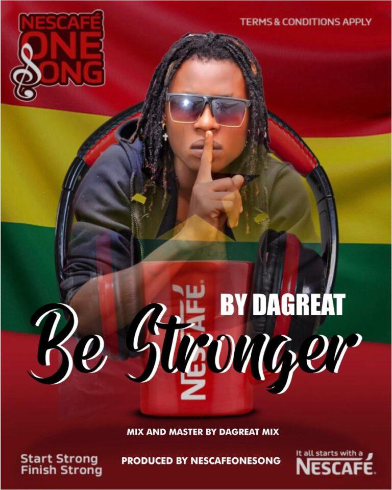 Da'Great – Be Stronger (Da'Great-Mix)