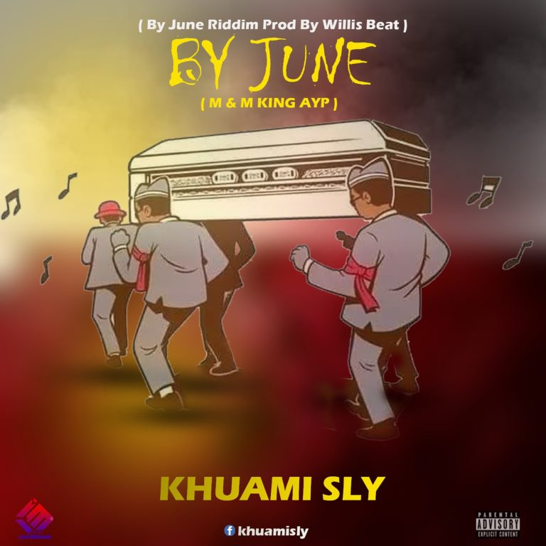 Khuami Sly – By June