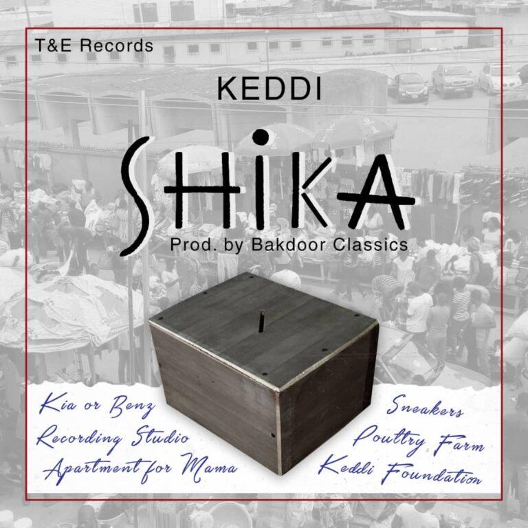 Keddi – Shika (Radio edit)
