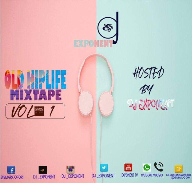 OLD HIPLIFE MIXTAPE HOSTED BY DJ EXPONENT