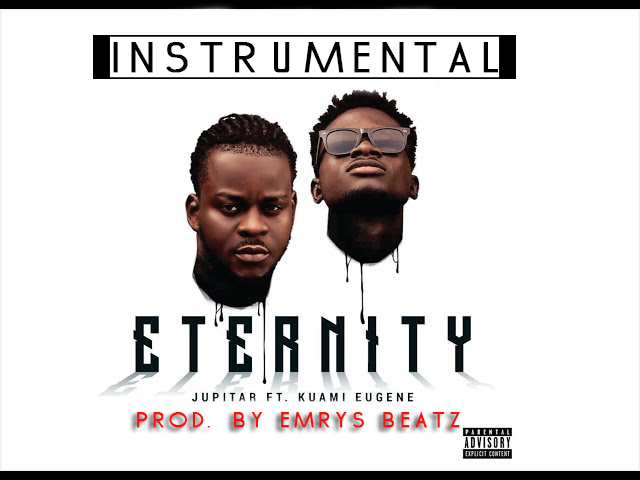 Jupiter Feat. Kuami Eugene – Eternity Instrumental (prod. by Emrys Beatz)