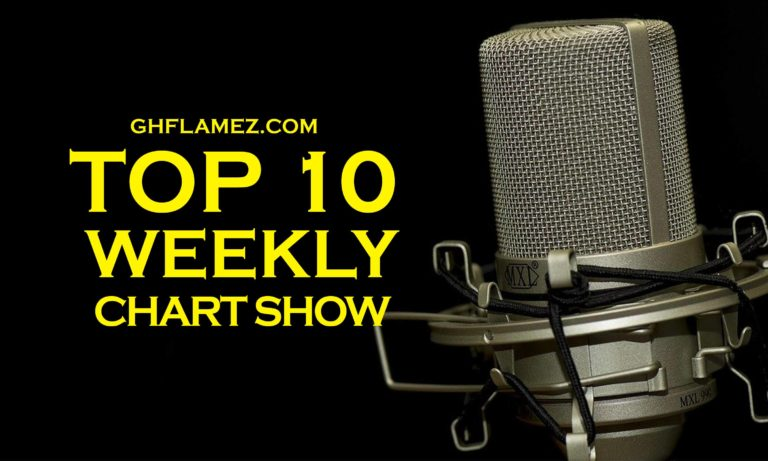 GhFlamez Top 10 Weekly Chart