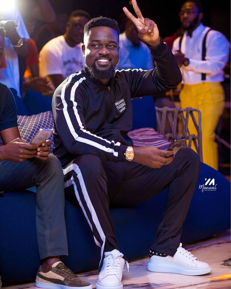 Sarkodie (Biography)