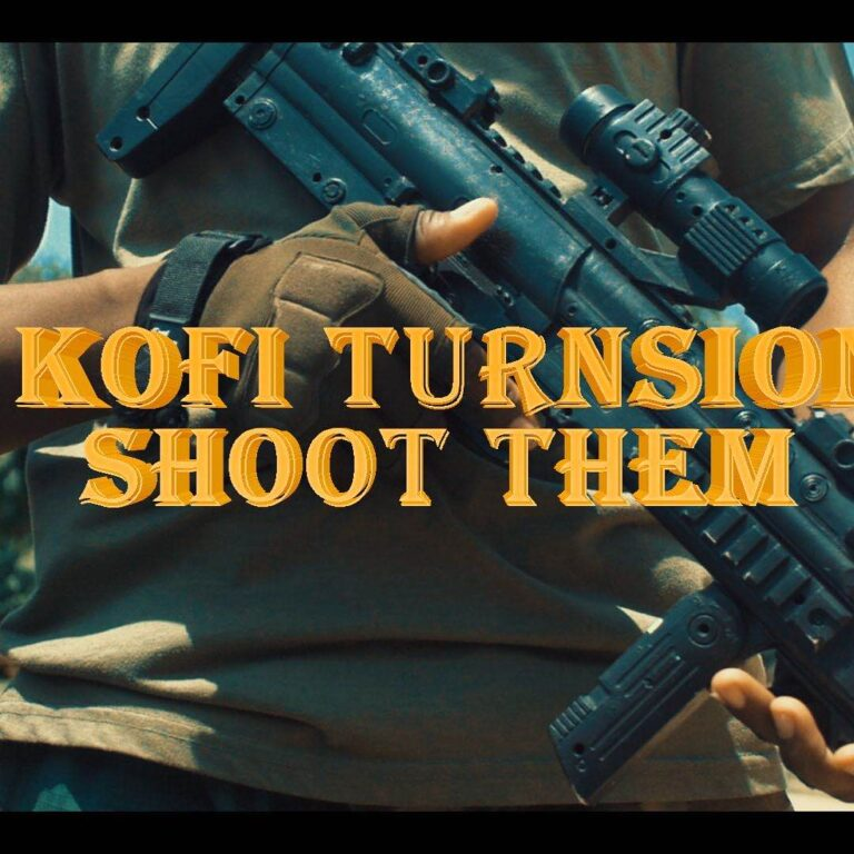 Kofi Turnsion – Shoot Dem
