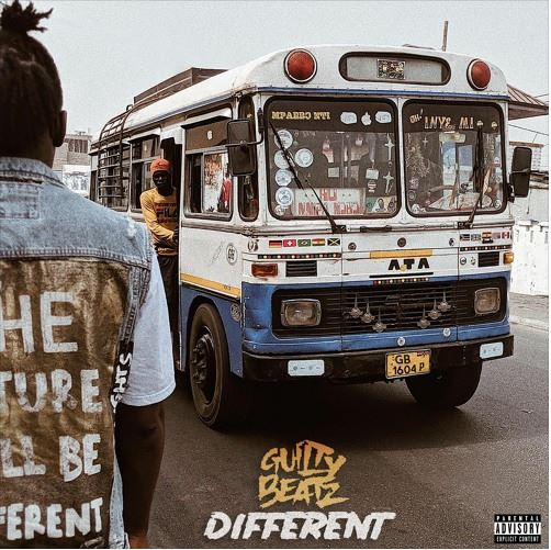 Guilty Beatz – Different EP