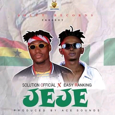 Solution Official – Jeje ft Easy Ranking