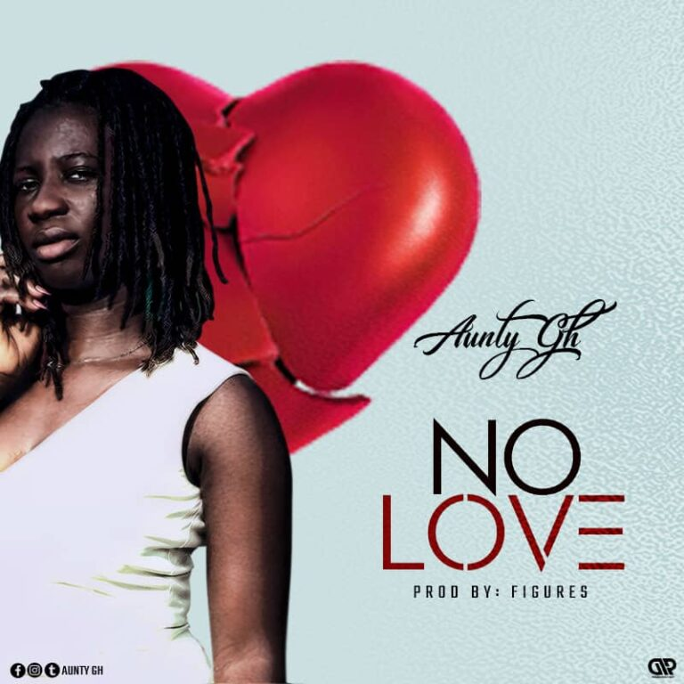 Aunty – No Love (prod by Figures)