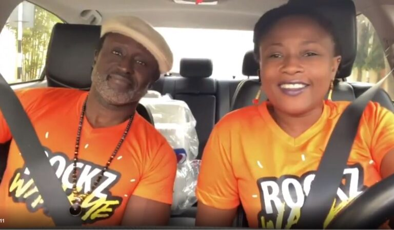 Video – Reggie Rockstone Advice to Young Girls (Sum Truths N Creepy Facts)