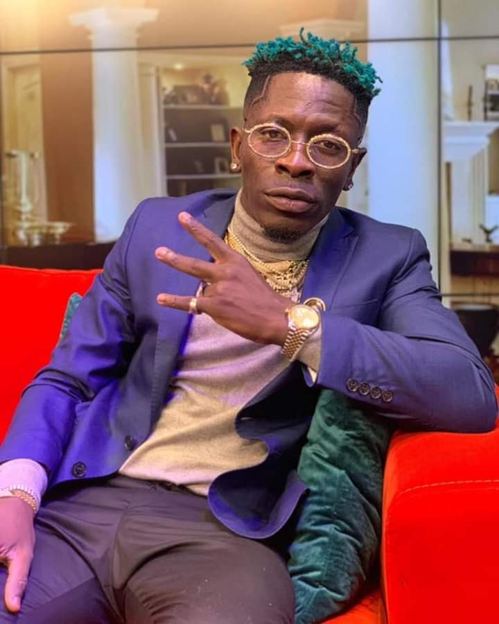 Shatta Wale Tops World Chart With Three Songs as The Best New Dancehall Songs Of 2020