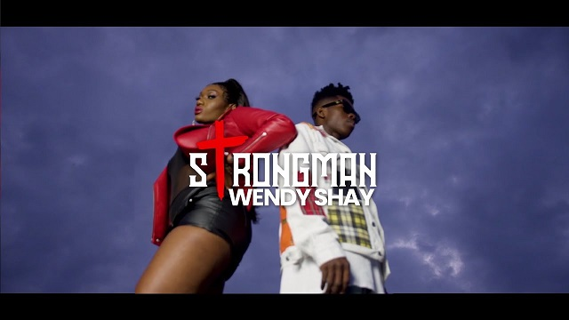 Strongman – Mokobe ft. Wendy Shay (Official Video)