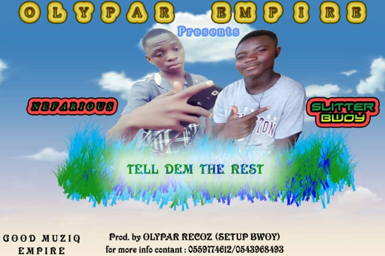 Nefarious – Tell Dem the Rest ft One Gad