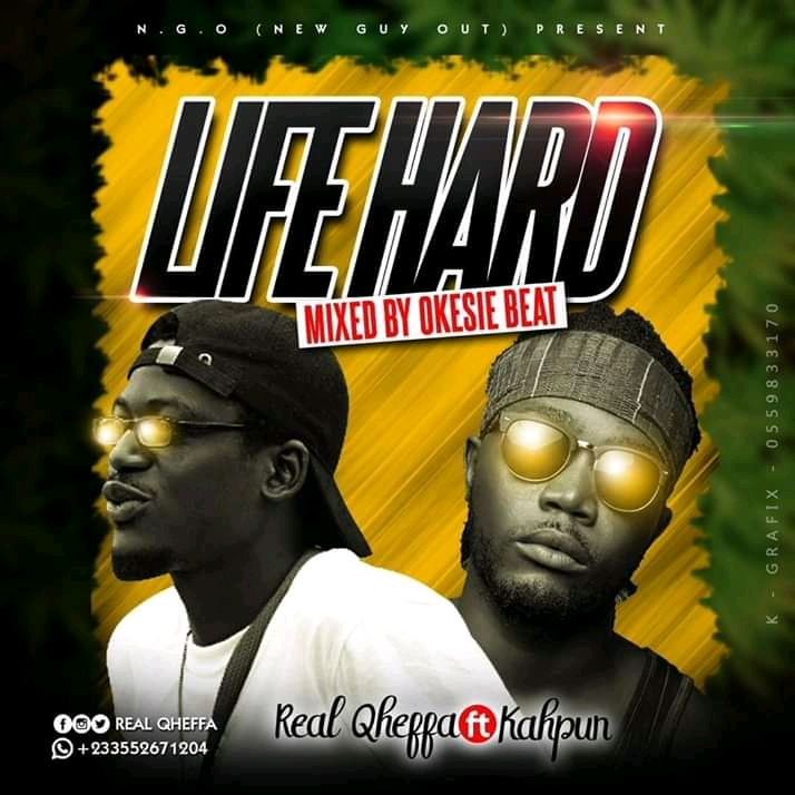 Quefa – Life Hard (Mixed by Okesiebeatz)