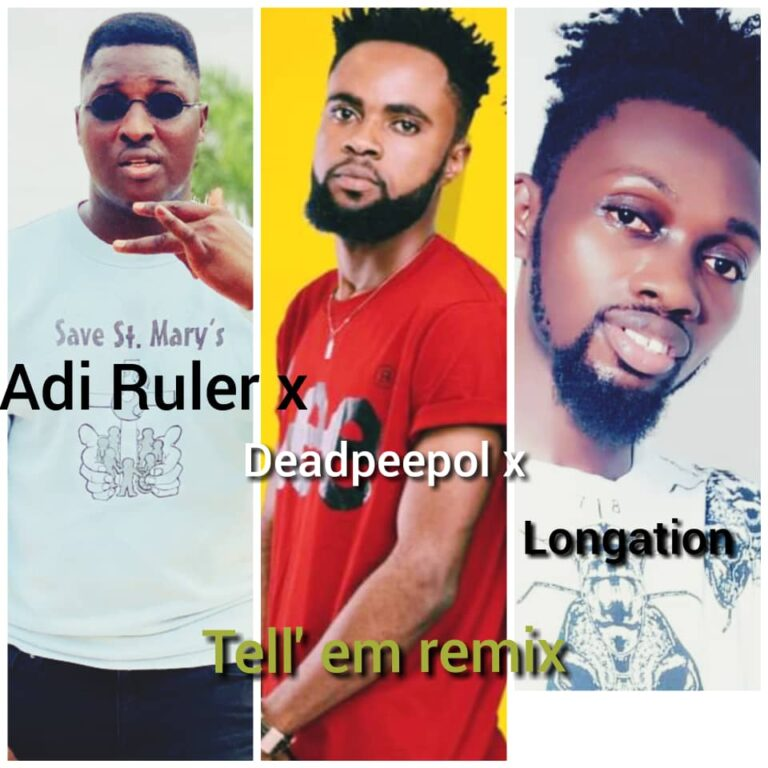 Adi teams up with Deadpeepol and Longation – Tell' em Remix