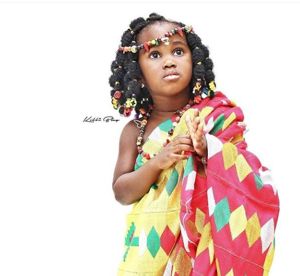 Gifty Anty daughter