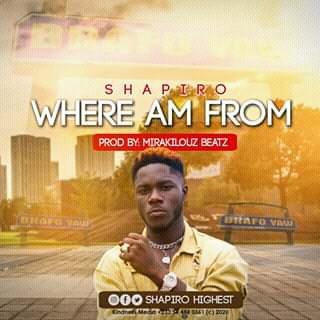 Shapiro – Where Am From