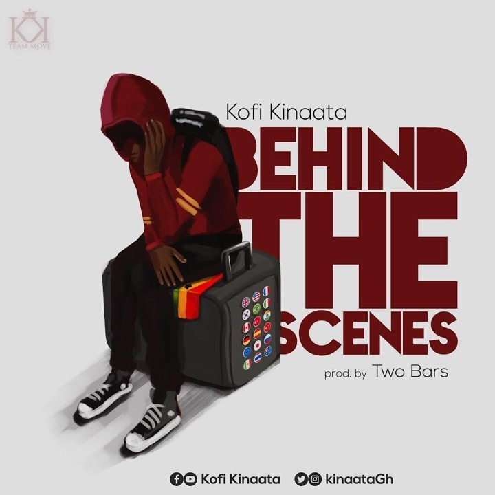 Kofi Kinaata – Behind The Scenes (Official Video)