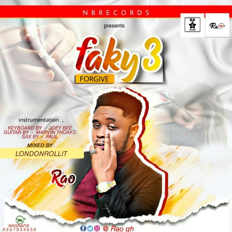 NB RECORDS NEW ARTIST RAO DROPS HIS NEWEST SINGLE TODAY