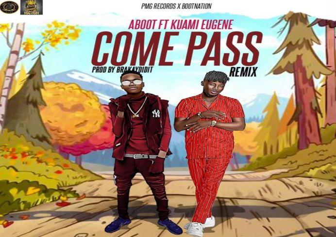 ABOOT feat. KUAMI EUGENE – COME PASS REMIX
