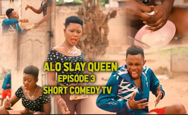 Short Comedy TV – Alo Slay Queen (Episode 3)