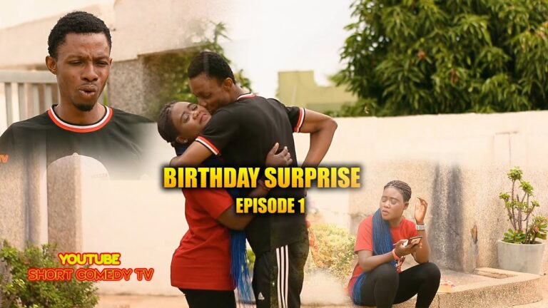 Comedy – Birthday Surprise