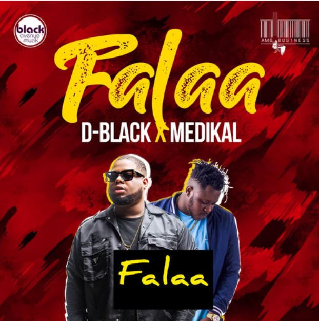 D-Black ft. Medikal – Falaa (Official Music Video)