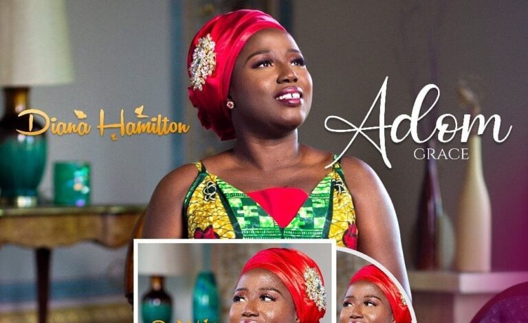 "Diana Hamilton ""ADOM (Grace)"" Official Video"