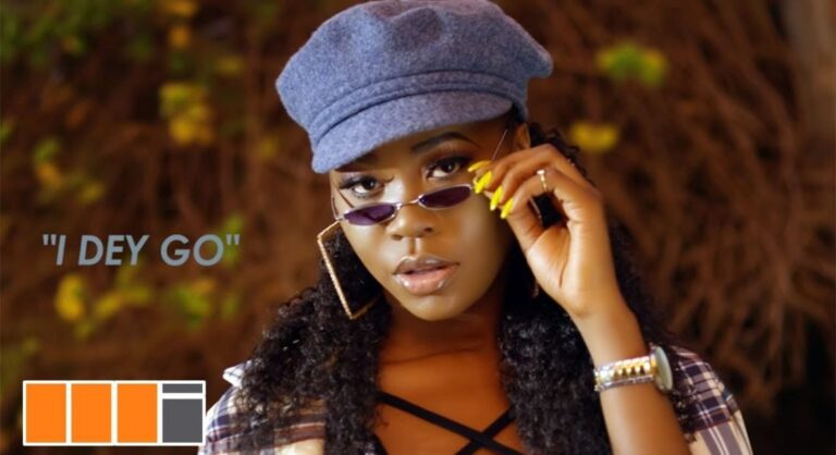 Freda Rhymz ft. Kelvyn Boy – I Dey Go (Official Video)