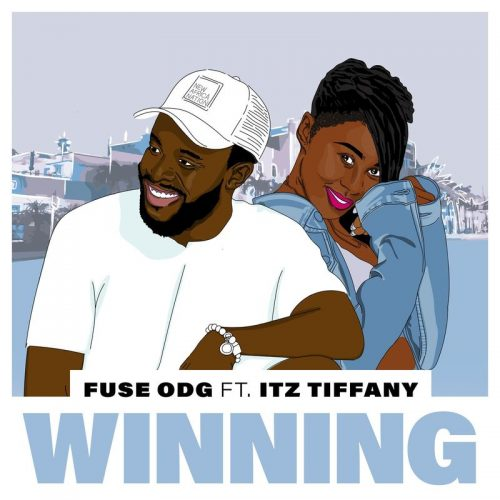 Fuse ODG ft. Itz Tiffany – Winning