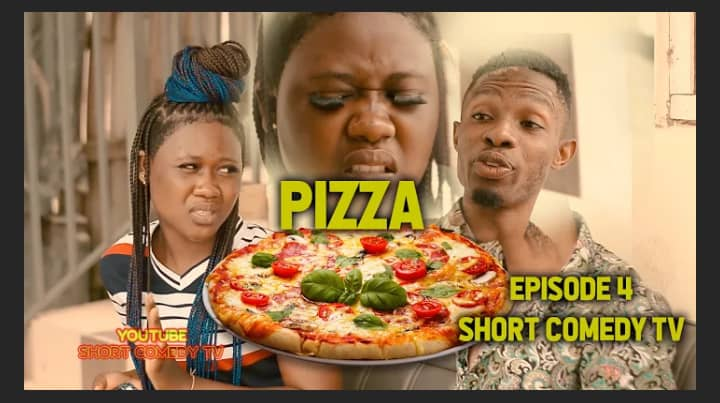 PIZZA – A Short Comedy