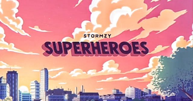 STORMZY – SUPERHEROES (Lyrics)