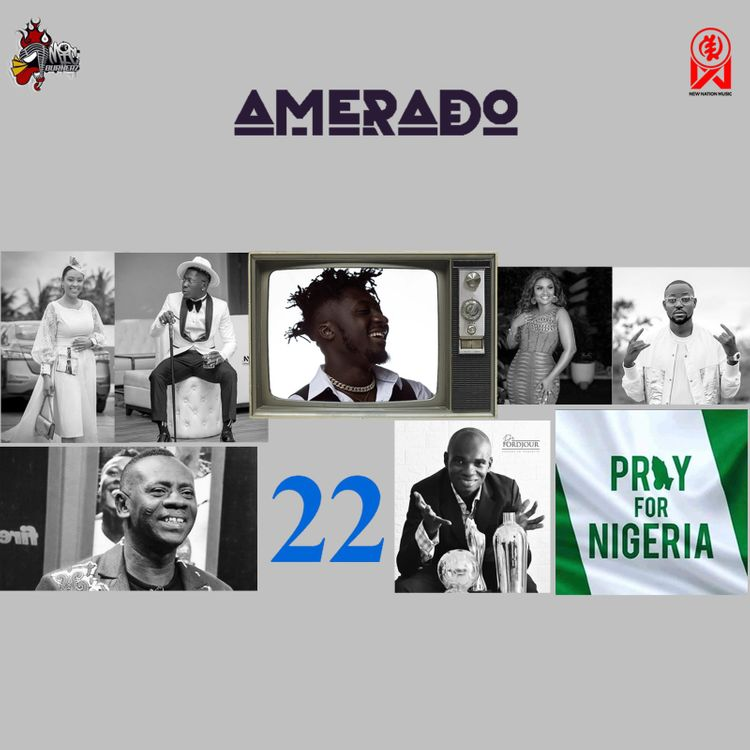 Amerado – Yeete Nsem with Bogo Blay, Bla Blight, Kweku Darlington and Yazzi Sangari | Episode 22