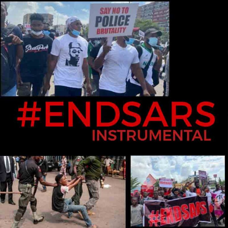 #ENDSARS INSTRUMENTAL BY SENSE BEAT