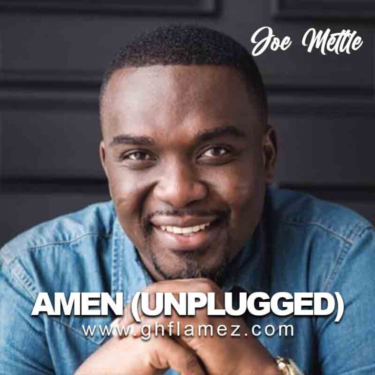 JOE METTLE-AMEN (Unplugged)