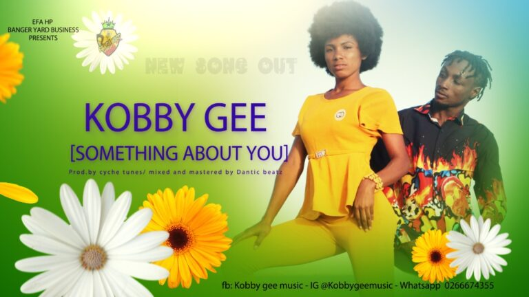 Kobby Gee – Something About You