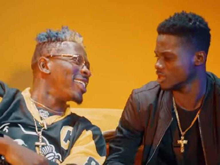 Kuami Eugene says Shatta Wale is a Controversial King