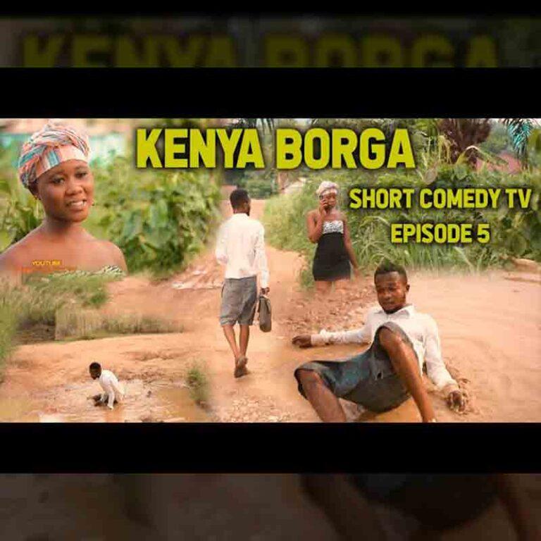 Short Comedy – Kenya Boga