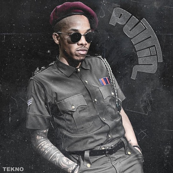 Photo of Tekno - PuTTin