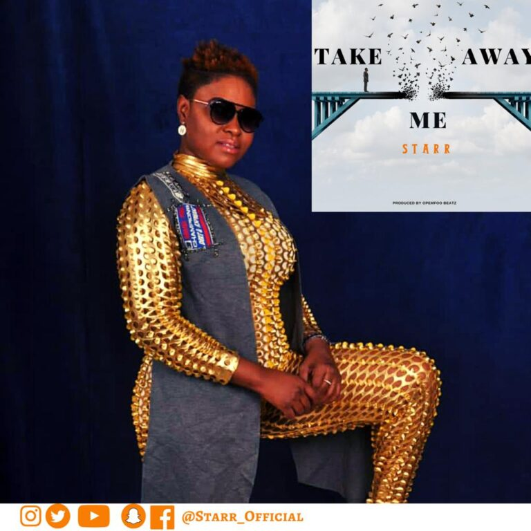 STAR GURL – TAKE ME AWAY