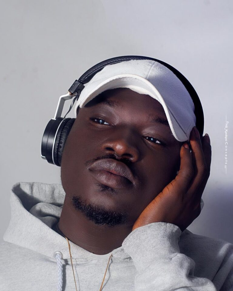 UPclose With Nelsononit – The Awesome Ghanaian Music Producer