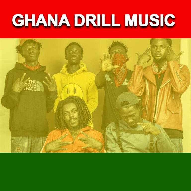 Top Trending Ghanaian Drill Music 2020