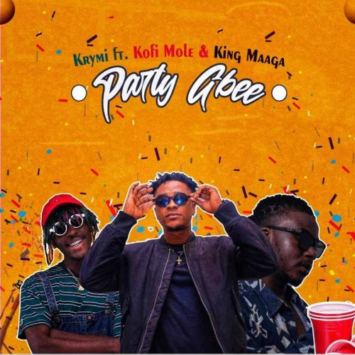 Krymi – Party Gbee ft. Kofi Mole & King Maaga