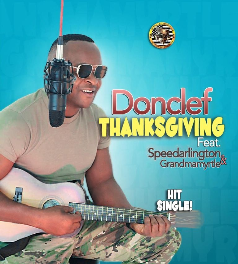 Donclef – Thanksgiving ft Speedarlington