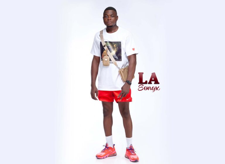 LA Songx – The New Afrobeat King