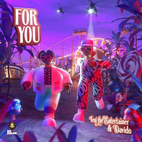 Teni – For You ft Davido