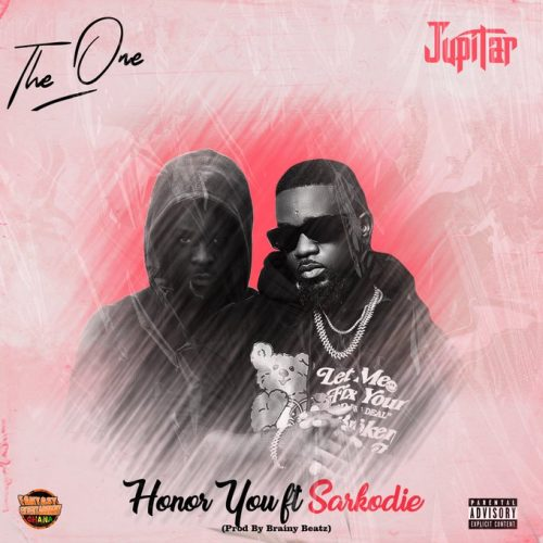 Jupitar – Honor You ft. Sarkodie